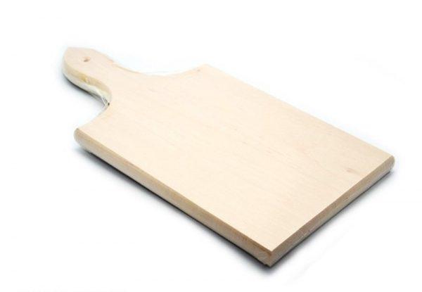 vzkd daska za rezanje drvena