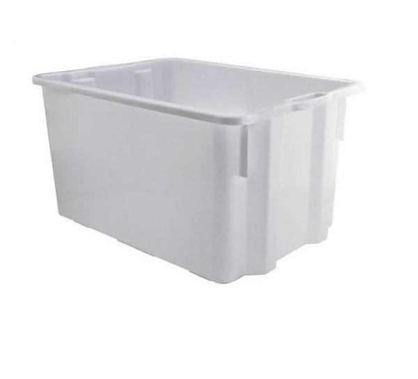 Korito 65L kvadratno bijelo