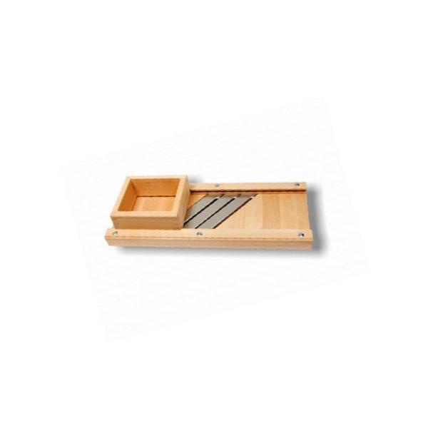 Ribež drveni 40cm s kutijom vzkd