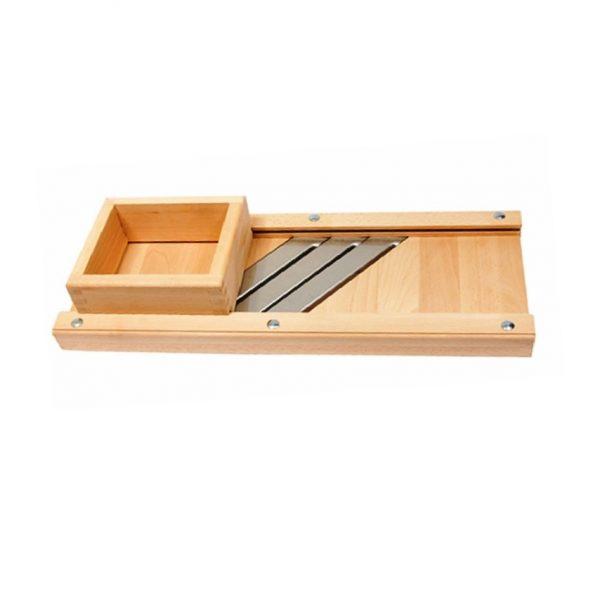 Ribež drveni 80cm s kutijom kuhinja vzkd