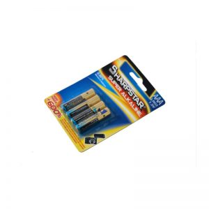 Baterijski ulošci AAA vzkd