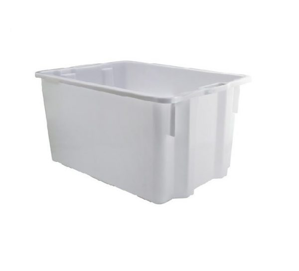 Korito 50L kvadratno bijelo